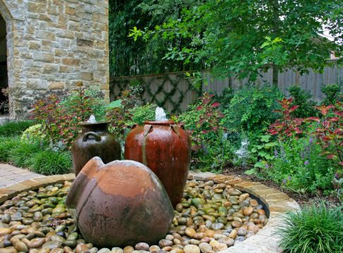 fountain-pots