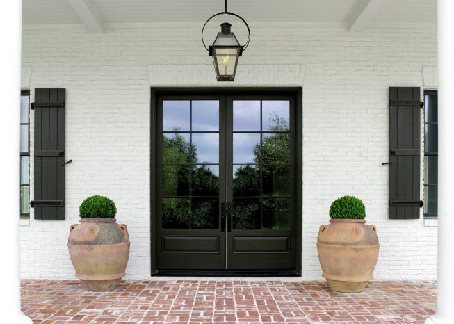 B Door