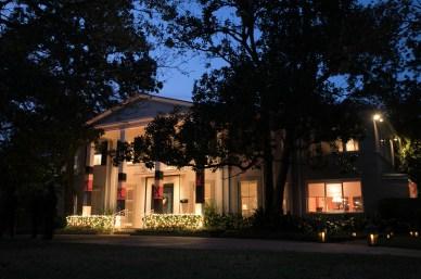 Piping Rock Historic Gardens - Christmas Lights 2