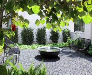 Sugar Kettle Fountain Garden