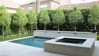 Piping Rock Backyard Retreat  Oak Estates, Houston