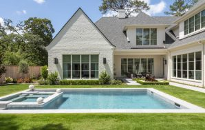Pool and Landscaping