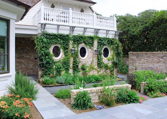 J Perennial Garden