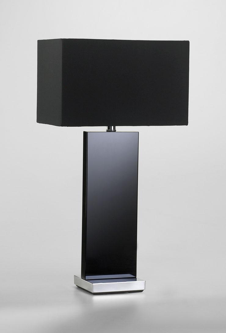 Vista Black Table Lamp Moss Manor A Design House
