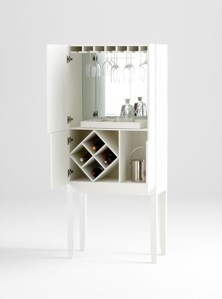 Hideout Bar Cabinet Moss Manor A Design House