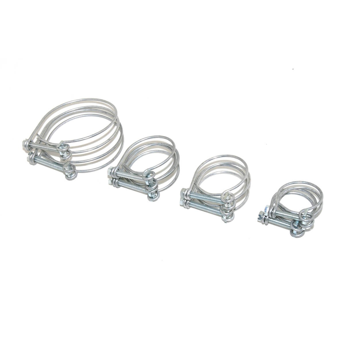 326 388 Hose Clamp Set 8 Clamps