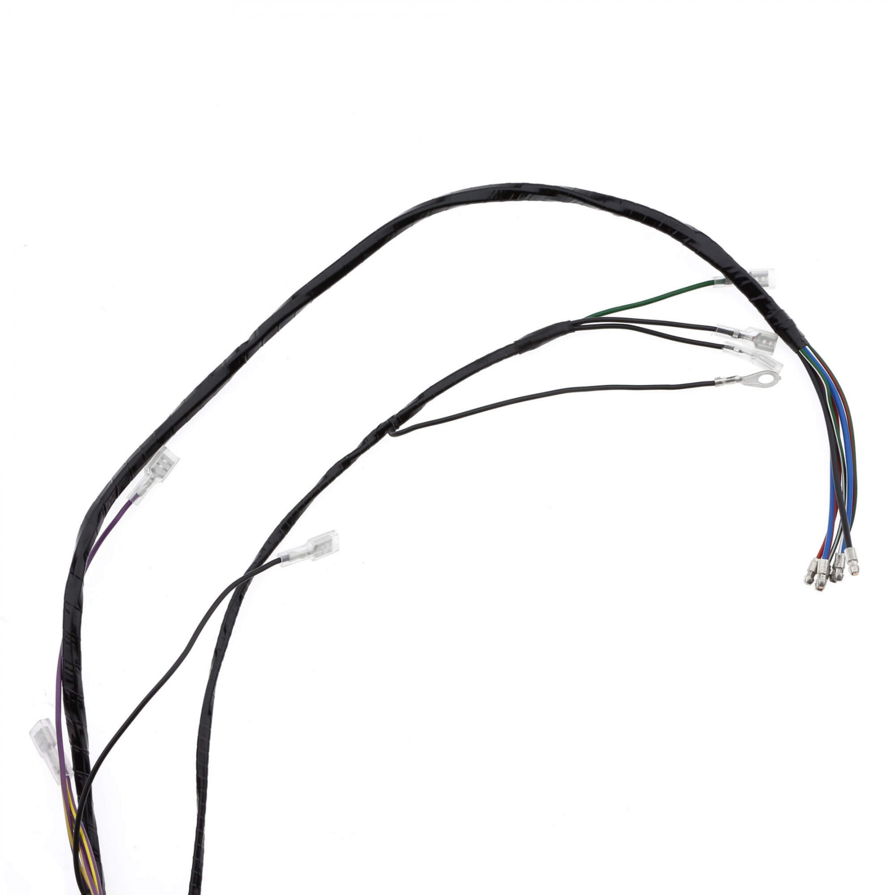 357 552 Main Amp Rear Wiring Harness