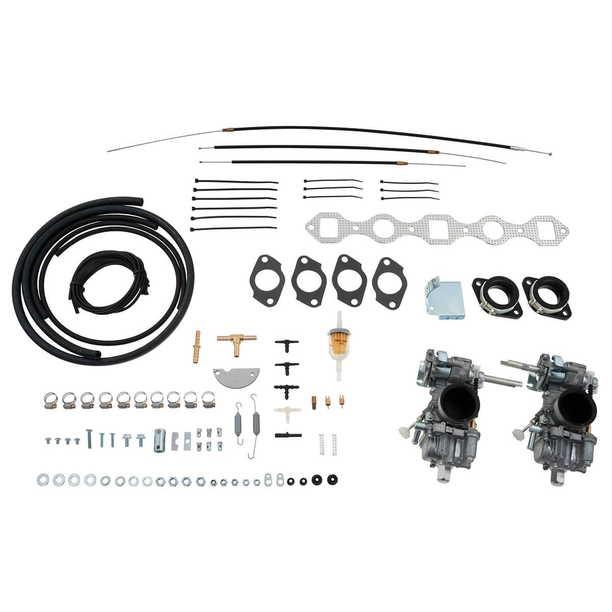 Mikuni Carburetor Conversion Kit
