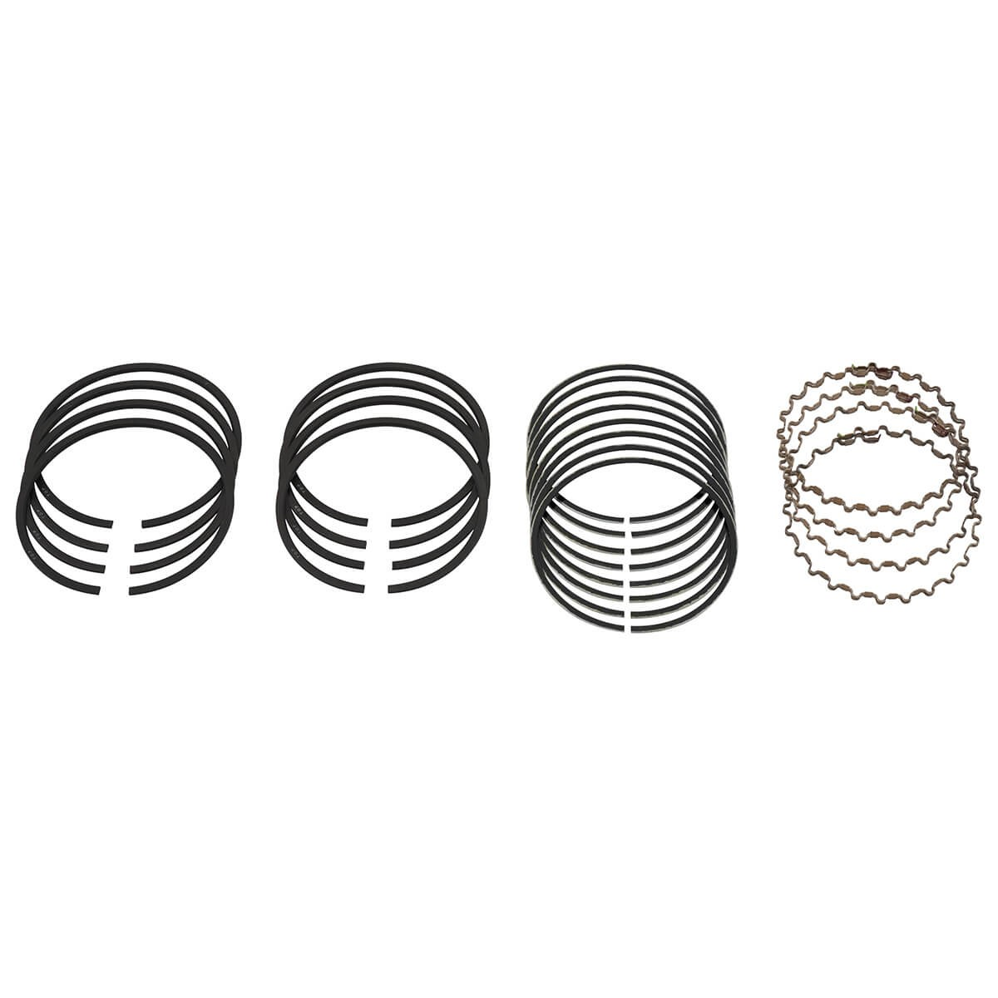 817 650 Piston Ring Set Standard