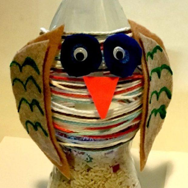Owl Babies Book Craft and Alphabet Activity