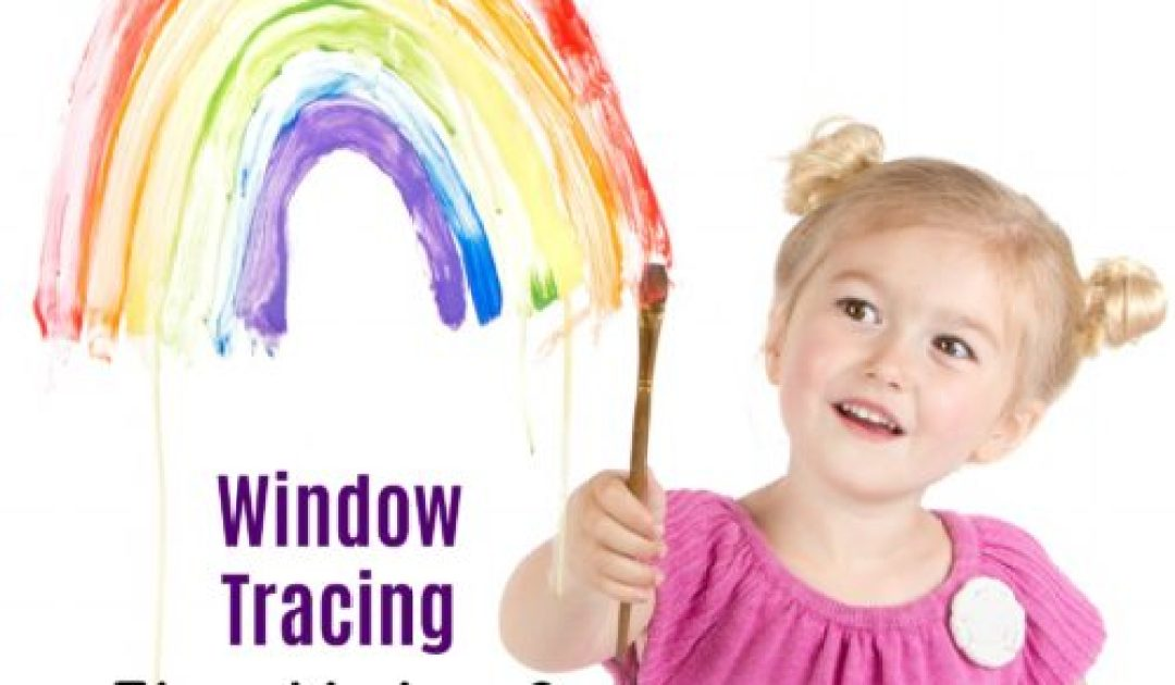 Window Tracing Fine Motor & Vision Game