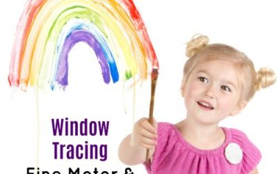 Window Tracing Fine Motor and Vision Game