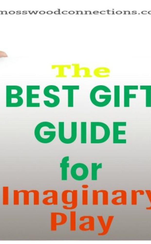The Best Gift Guide for Imaginary Play KBN Gift Guide Series