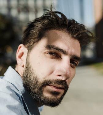 Beard Growth Stages - 3- Beard