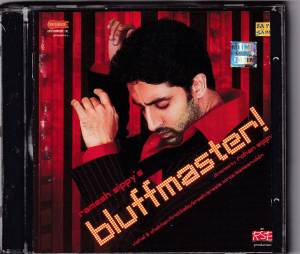 Bluffmaster Hindi Audio CD - www.mossymart.com