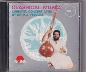 Classical Music Carnatic Concert (Live) by Dr. KJ Yesudas Vol.1 - www.mossymart.com