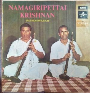 Nadhaswaram Music Instruments LP Vinyl Record by Namagiripettai Krishnan www.mossymart.com