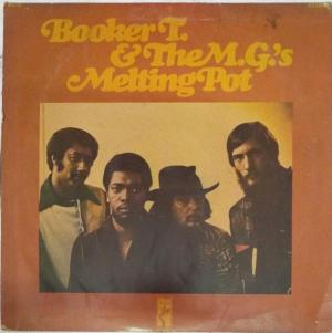 Booker T & The M.G'S Melting pot LP Vinyl Record www.mossymart.com