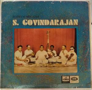 Classical Songs by Isaimani Sirgazhi Govindarajan LP Vinyl Record www.mossymart.com