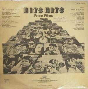 Film Hits 1980 songs from Hindi Films LP Vinyl Record www.mossymart.com