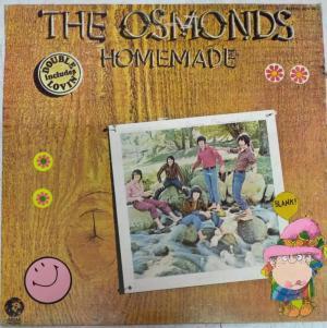 Home Made -The Osmonds LP Vinyl Record www.mossymart.com