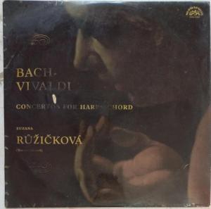 J.S. Bach Antonio Vivaldi LP Vinyl Record www.mossymart.com