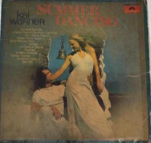 Kai Warner Summer Dancing LP vinyl Record www.mossymart.com