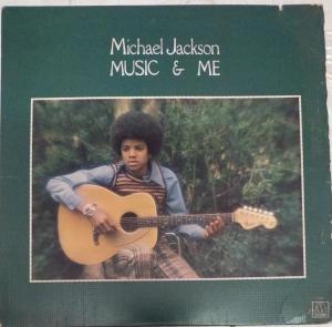 Michael Jackson Music and ME LP Vinyl Record www.mossymart.com