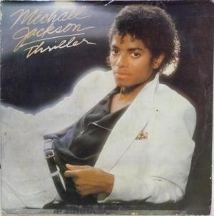 Michael Jackson Thriller LP VInyl Record www.mossymart.com