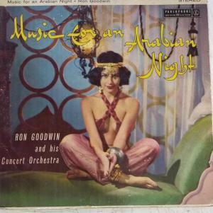 Music for an Arabian Night LP Vinyl Record www.mossymart.com