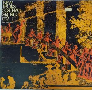 New Trolls Concerto Grosso LP Vinyl Record by Ilayaraja www.mossymart.com
