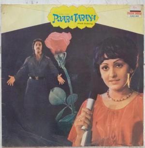 Pyara Tarana Hindi Film LP Vinyl Record www.mossymart.com