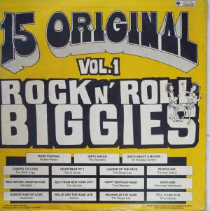 Rock n Roll Biggies Lp Vinyl Record www.mossymart.com