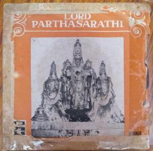 Lord Parthasarathi Tamil Devotional EP vinyl Record www.mossymart.com