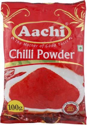 Aachi Chilli Powder(100 g) - www.mossymart.com