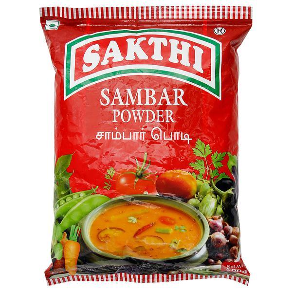 Sakthi Sambar Powder 500 g packet