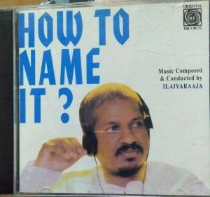 How To name It Tamil FIlm Audio CD by Ilayaraja www.mossymart.com