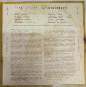 Melodies Immortelles LP Vinyl Record www.mossymart.com