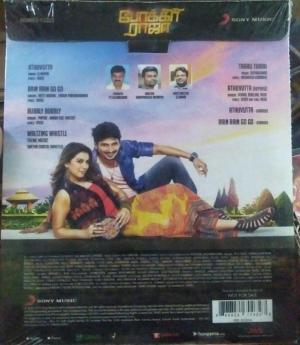 Pokkiri Raja Tamil Film Audio CD by D Iman www.mossymart.com