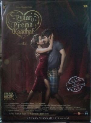Pyaar Prema Kaadhal Tamil Film Audio CD by Yuvan Shankar Raja www.mossymart.com