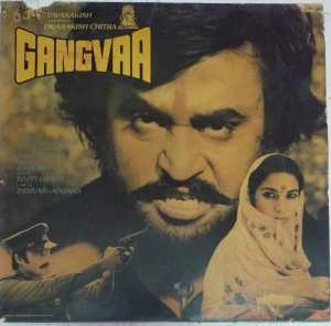 Gangvaa Hindi Film LP Vinyl Record by Bappi Lahiri www.mossymart.com
