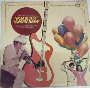 Hum Kisise Kum Naheen Hindi Film LP Vinyl Record by R D Burman www.mossymart.com