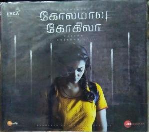 Kokamavu Kokila Tamil FIlm Audio CD www.mossymart.com