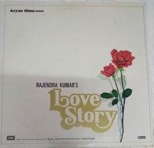 Love Story Hindi Film LP Vinyl Record by R D Burman www.mossymart.com