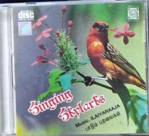 SInging Skkylarks Tamil FIlm Hits Audio CD by Ilayaraja www.mossymart.com