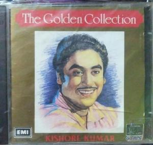 The Golden Collection Hindi FIlm Hits Audio CD by Kishore Kumar www.mossymart.com