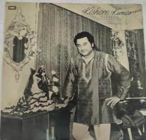Kishore Kumar Hits from Hindi Film LP Vinyl Record www.mossymart.com