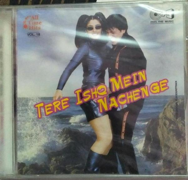 All Time Hits Ter Ishq Nein Nachenge Hindi Film Hits Audio CD www.mossymart.com 2