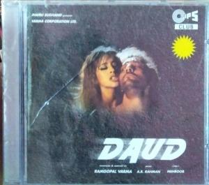 Daud - Hindi Audio CD by A.R. Rahman - www.mossymart.com