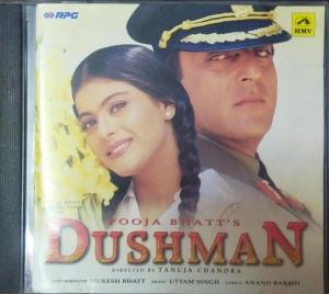 Dushman Hindi Film Audio CD by Uttam Singh www.mossymart.com 2
